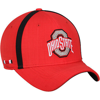 best sneakers f89c3 34955 Nike Ohio State Buckeyes Ncaa Dri-Fit Aerobill Coaches Sideline Osfm Hat Cap  Nwt