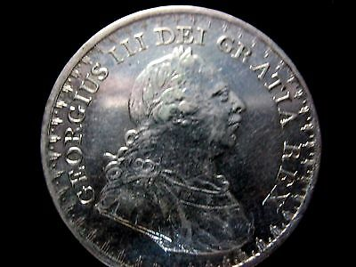 UK (Great Britain) 3 schilling 1811 in VF+-XF condition.George III.Very Rare.