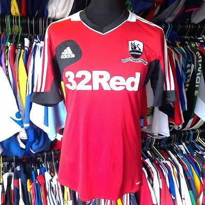 Swansea City 2012 Training Football Shirt Climacool Adidas Jersey Size Adult L