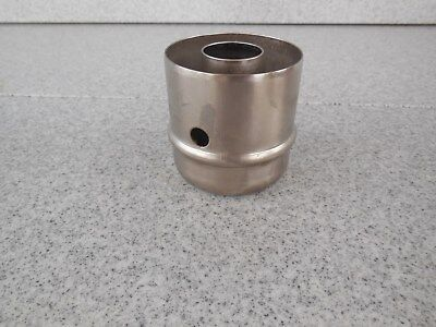 "New Rochow 2-1/2"" Stainless Steel Donut Cutter / Prompt Safe Shipping"