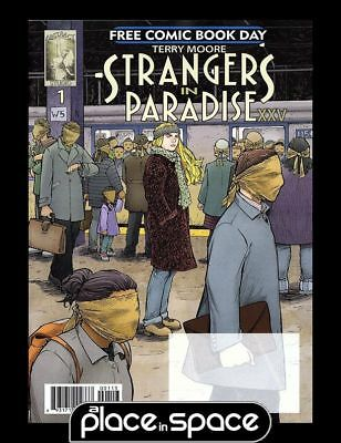 Free Comic Book Day 2018 - Strangers In Paradise Xxv #1