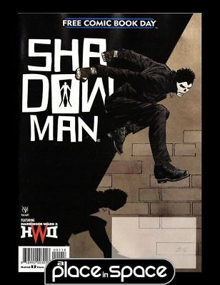 Free Comic Book Day 2018 - Shadowman Special