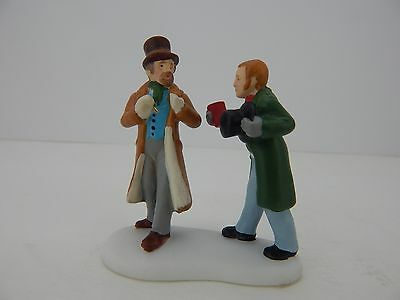 Dept 56 Dickens Village Thank you Mr Dickens #4030366 New in Box D56 Retired