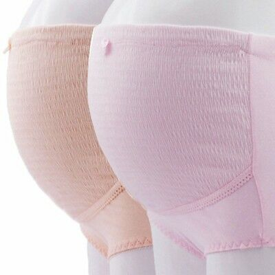 Maternity Panties Belly Briefs Pregnant Knickers Underpants Underwear High Waist