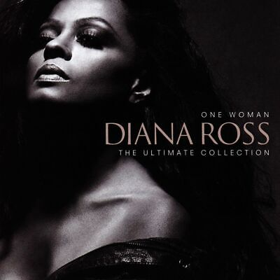Diana Ross: One Woman The Ultimate Collection CD (Greatest Hits / Very Best Of)