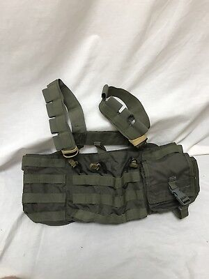 London Bridge Trading LBT-2586B Chest Rig Mas Grey NSW Navy SEAL DEVGRU
