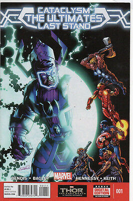 Cataclysm: The Ultimates' Last Stand #1 (January 2014, Marvel) VF