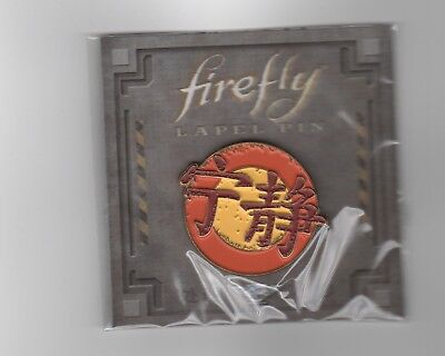 FIREFLY 5 lapel pins SERENITY five BADGES pinback enamel cloisonne FREE SHIPPING