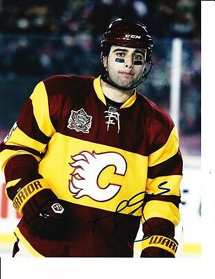 a475e658a CALGARY FLAMES TOM Kostopoulos Signed Heritage 8X10 -  22.99