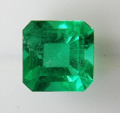 1.67ct!! NATURAL COLOMBIAN EMERALD NATURAL COLOUR +CERTIFICATE INCLUDED