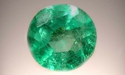 Antique 19thC ½ct Siberian Emerald Ancient Egypt Gemstone of Fertility Rebirth