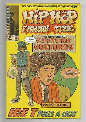 Hip Hop Family Tree # 5 * Fantagraphics Books