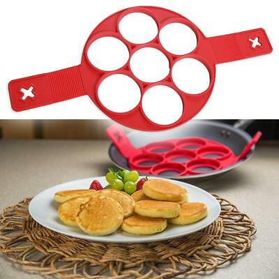 Egg Ring Maker Nonstick Pancake Cooking Tool Cheese Egg Cooker Mold Kitchen tool