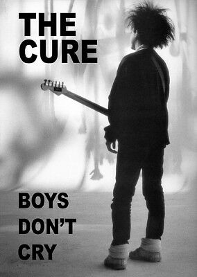 Poster The CURE - Boys Don´t Cry   ca60x85cm NEU 11013