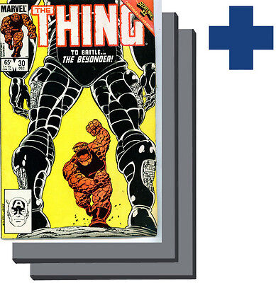 |•.•| THE THING (FANTASTIC 4) • Issues 30,31,32,33 • «4 Comic Set»