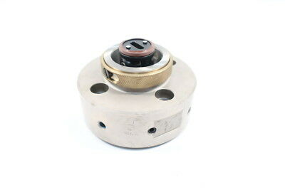 Nt Tool S/ST55-HSK63C-65A Manual Flange Adapter