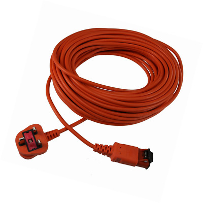 First4Spares 30 Metre Extra Long Mains Power Lead Cable For Flymo Lawnmowers Hed