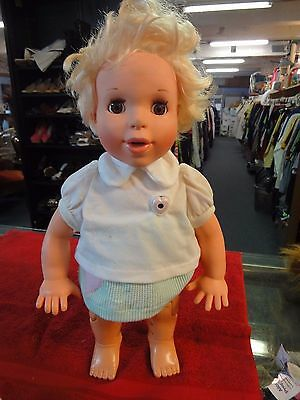My Dream Baby Doll 18 Quot Interactive Crawls Walks And Talks