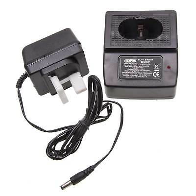 Draper 37194 YCD144(AS) 14.4V 3-5 Hour Charger Transformer with Charging Base