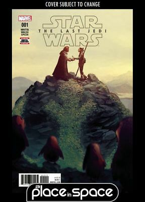 Star Wars: The Last Jedi Adaptation #1A (Wk19)