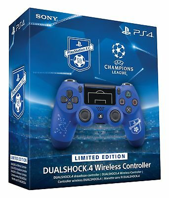 DualShock 4 Controller F.C Limited Edition