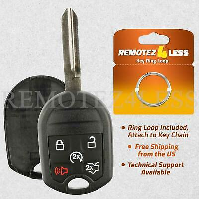 Shell Case For 2011 2012 2013 2014 Ford Mustang Keyless Entry Remote Key Fob