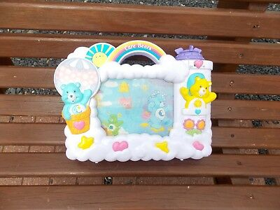 2004 Play Along Care Bears Musical TV -Wind Up Toy WORKS