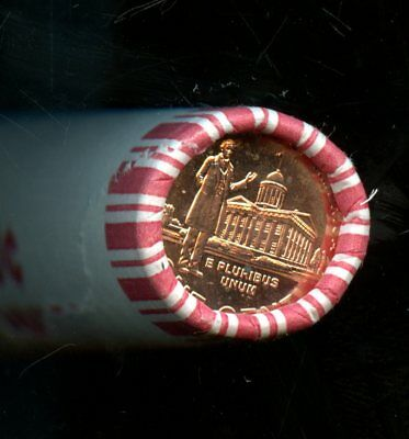 50c Roll of 2009 United States Lincoln Professional Life 1 Cent Coin - GB524