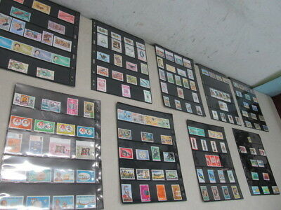 Nystamps British Solomon Islands many mint NH stamp collection stock page