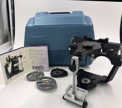 Denar Mark Ii Adjustable Dental Articulator Slidematic No Accessories