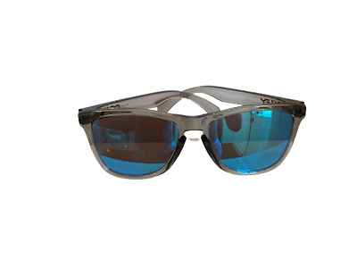 Authentic Oakley 0OO9245 FROGSKINS (A) 924542 GREY INK Sunglasses