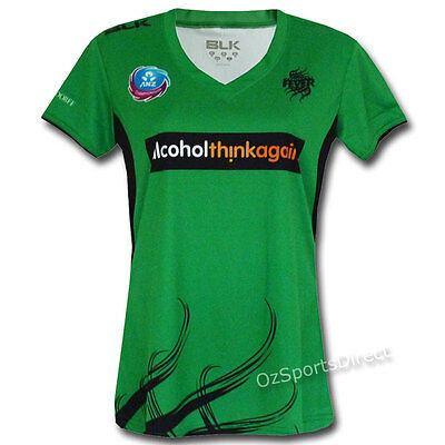 West Coast Fever 2016 Warm-Up T-shirt YOUTH Sizes 8 - 16 **SALE PRICE**