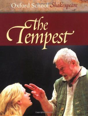 The Tempest (Oxford School Shakespeare),William Shakespeare, Roma Gill