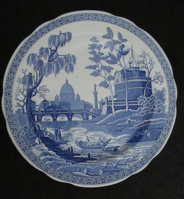 Spode Blue Room Collection Rome Plate