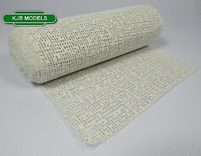 Javis Scenery Maker OO N Gauge ModRoc - Plaster Fabric Model Railway / Wargames