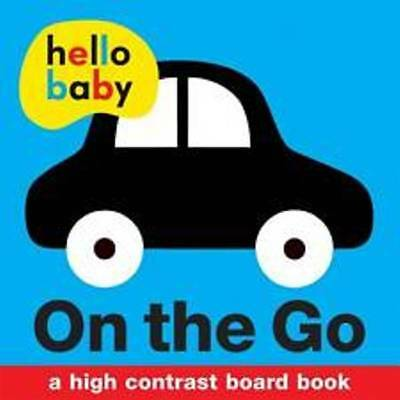 On the Go (Hello Baby), Roger Priddy, New Book
