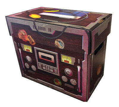 BIA - Guardians Style Mix Tape of the Galaxy Art SHORT COMIC Storage Box