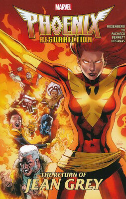 Phoenix Resurrection Return Jean Grey Softcover Graphic Novel