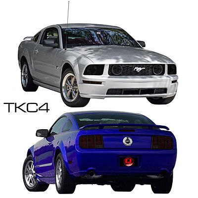 Mustang Complete Front And Rear Light Tint Kit V6/GT 2005-2009
