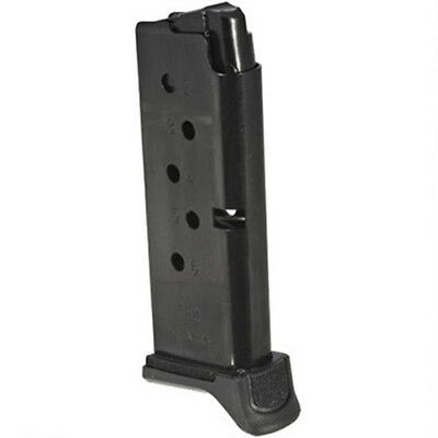 Ruger 380 ACP LCP and LCP II Magazine, 6 Round Capacity, Black Md: 90621