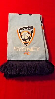 Sydney  Fc Official Supporters Scarf In Great Condition