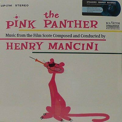 The Pink Panther  Rca Speakers Corner Lsp2795   Henry Mancini  180G