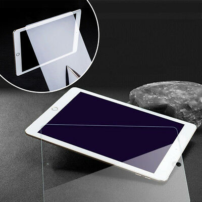1x For iPad Genuine Premium Tempered Glass Film Screen Protector