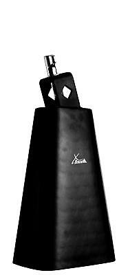 "6"" Cowbell Kuhglocke Cow Bell Percussion Drum Schlagzeug Stahl montierbar Glocke"