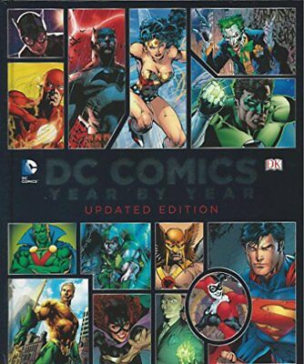 DC Comics Year by Year - Updated edition,Alan Cowsill
