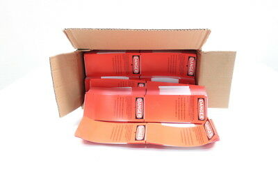Box Of 2500 New Red 3x7 Danger Tags