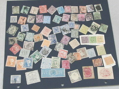 Nystamps British India & State old stamp collection with better