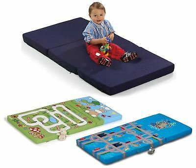 Hauck SLEEPER COT MATTRESS PLAY MAT Baby/Toddler/Child Sleeping/Nursery Play BN