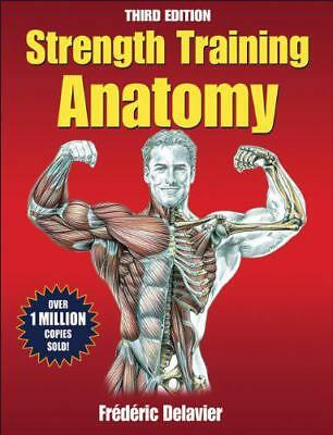Strength Training Anatomy (Sports Anatomy) by Frederic Delavier | Paperback Book