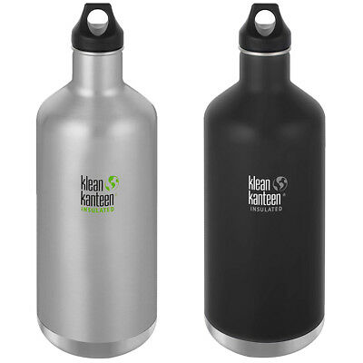 Klean Kanteen Classic 64 oz. Insulated Bottle with Loop Cap